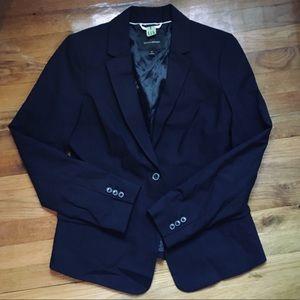 Banana Republic Navy Suit Jacket